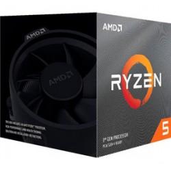 PROCES. AMD RYZEN 5 3600 SK AM4 (SIN VIDEO)