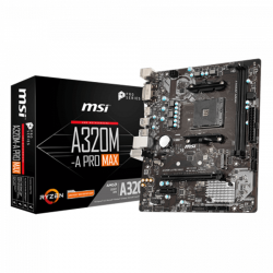 MOTHER MSI AM4 A320M-A PRO-MAX