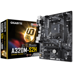 MOTHER GIGABYTE AM4 GA-A320M-S2H V/H/D/S/R/M2