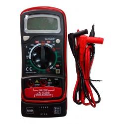 TESTER JA MOD. JA-6300 DIGITAL C/PILAS