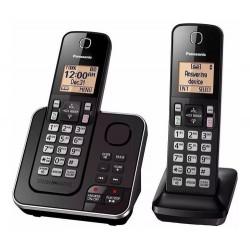 TELEFONO PANASONIC KX-TGC362AGB NEGRO