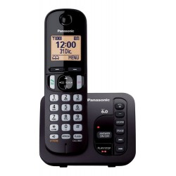 TELEFONO PANASONIC KX-TGC220AGB NEGRO