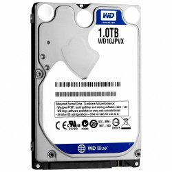 DISCO RIGIDO P/NOTEBOOK SATA 1TB W.DIGITAL BLUE