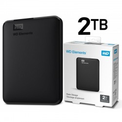 DISCO EXTERNO USB 2TB W. DIGITAL ELEMENTS 3.0