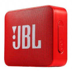 BAFLE PORTATIL JBL GO2 BT/B.LITIO/3W ROJO