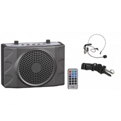 BAFLE PORTATIL GBR SE6689 C/MIC. VINCHA+MP3+FM