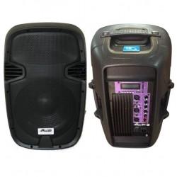 "BAFLE GBR 12"" PL1240 MP3 POWER ECO POT.C/MP3/BT"