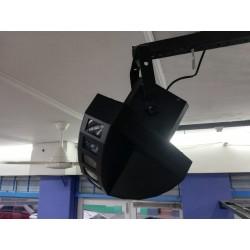 LUZ GBR EF. COSMOS LED DMX / 3 LED X 3W