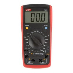TESTER UNI-T UT603 DIGITAL CAPACIMETRO/INDUCTOMET.