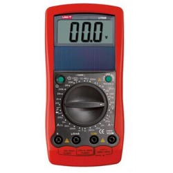 TESTER UNI-T UT 90B DIGITAL RECARGABLE